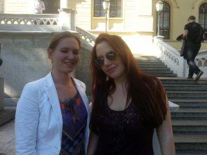 Kristina et Nedia