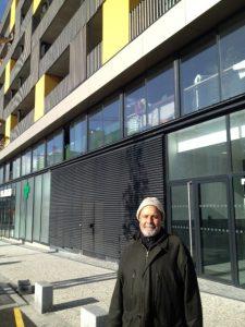 Mokhtar Karmaoui déçu de son logement trop petit
