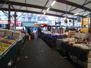 Le marché de Montreuil