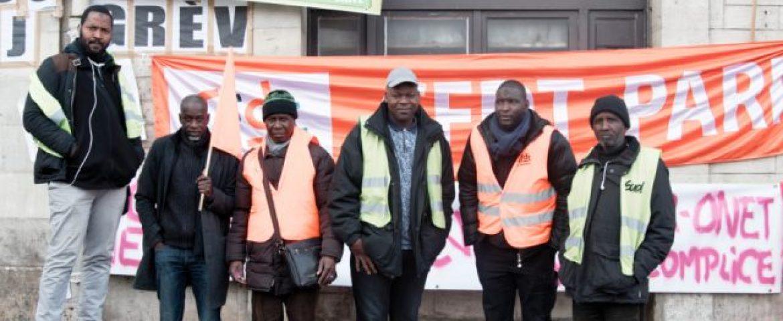 Au 41eme Jour De Greve Des Agents De Nettoyage Onet Un Accord Se
