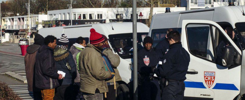 971b58ebf0bc2 Christian Salomé   « 200 mineurs et une trentaine de femmes sont arrivés à  Calais après la visite d Emmanuel Macron »